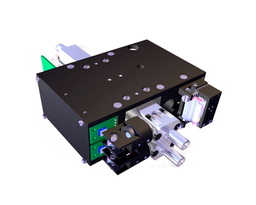 Лазерный двухканальный измеритель микрорасходов жидкостей «ЛИР-2»
