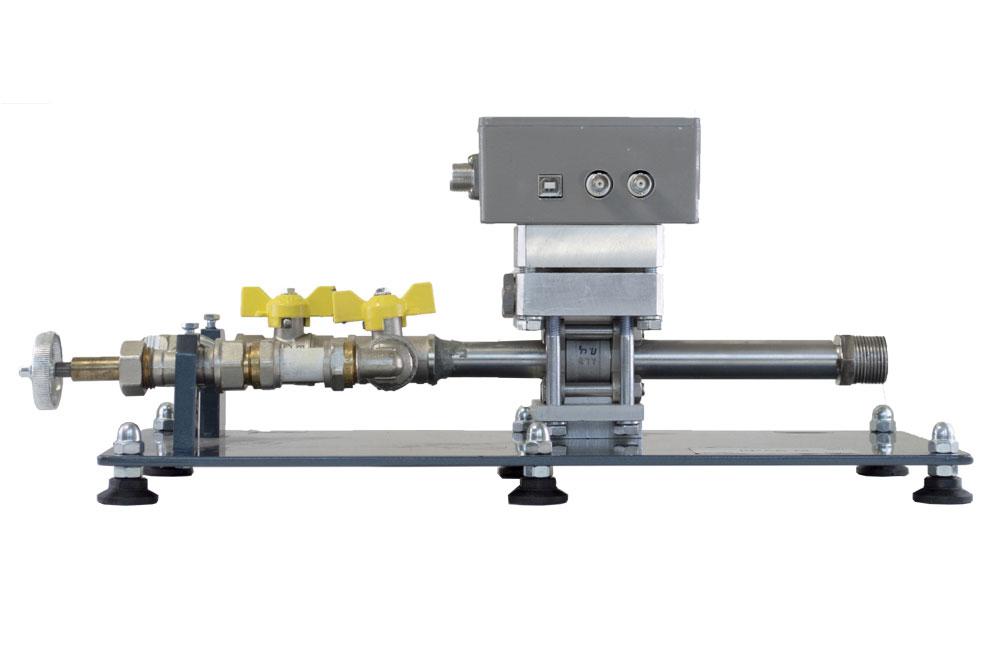 Установки для поверки бытовых счетчиков газа КРАБ-М