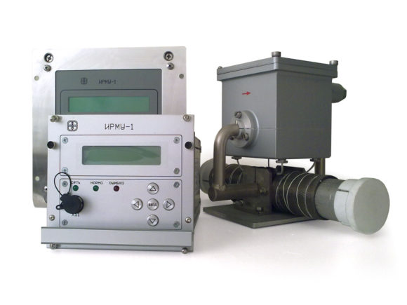 Расходомер электромагнитный ИРМУ-1