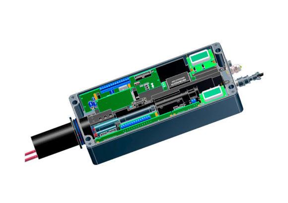 Бортовой лазерный доплеровский измеритель скорости и пройденного пути «ЛИС-41-2»