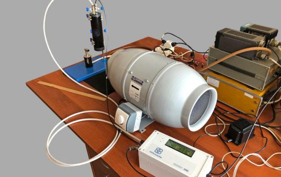 Прошли испытания лазерного измерителя воздушной скорости