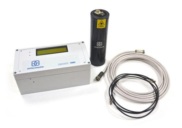 Лазерный измеритель воздушной скорости «ЛИВС»