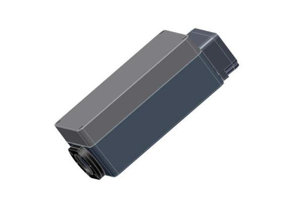 Лазерный измеритель скорости и длины длинномерных материалов «ЛИС-4»